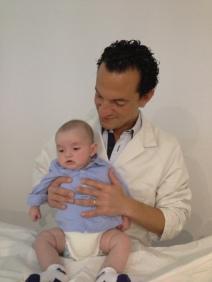 Anthony Boucris, ostéopathe